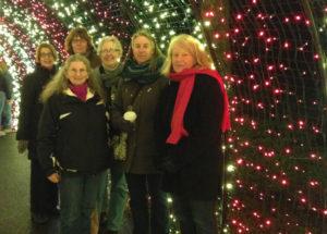 Oregon Garden tour
